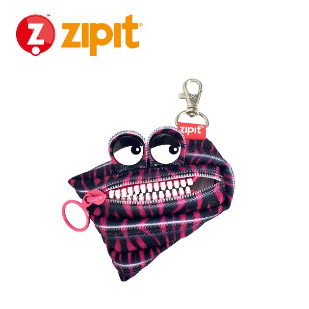 ZIPIT 怪獸拉鍊包<BR>★斑馬粉★系列 4