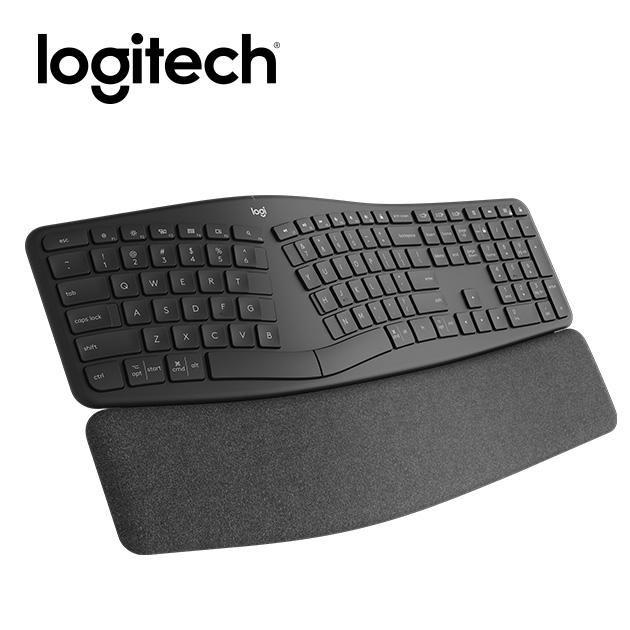 羅技 Ergo K860 人體工學鍵盤 1