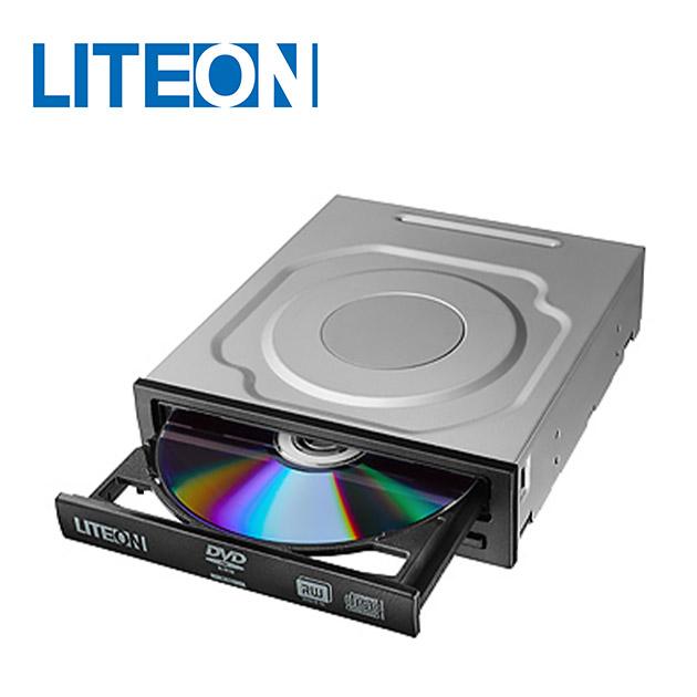 Lite-On iHAS324 DVD-RW SATA24X<br>內接式燒錄機 1