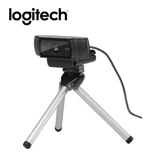 羅技 C920e 網路攝影機<br>★個人商務適用 2