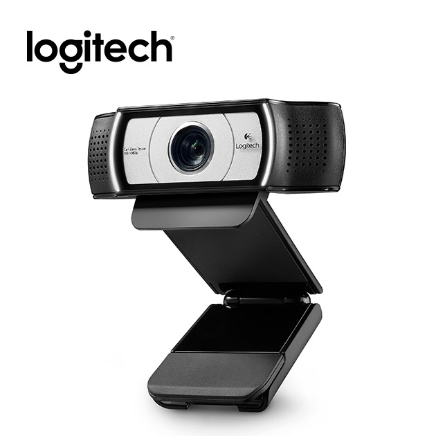 羅技 Webcam C930e 視訊攝影機 1