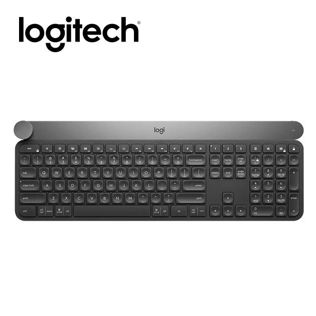 羅技 Craft 創意輸入轉扭無線鍵盤 1