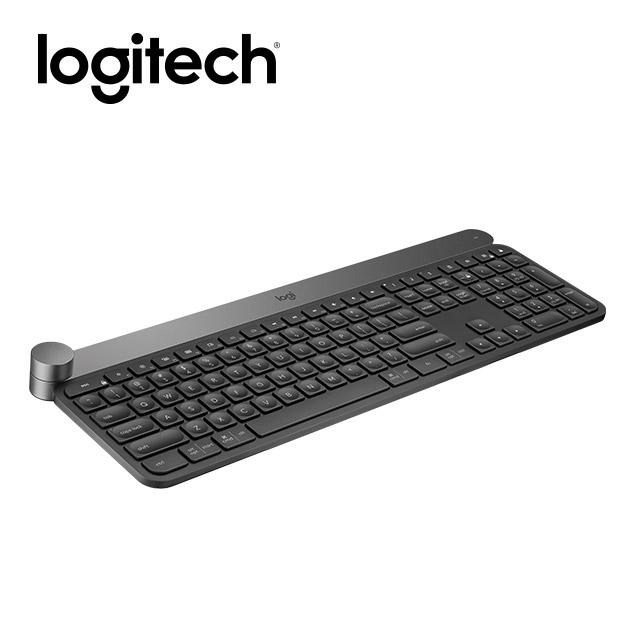 羅技 Craft 創意輸入轉扭無線鍵盤 2