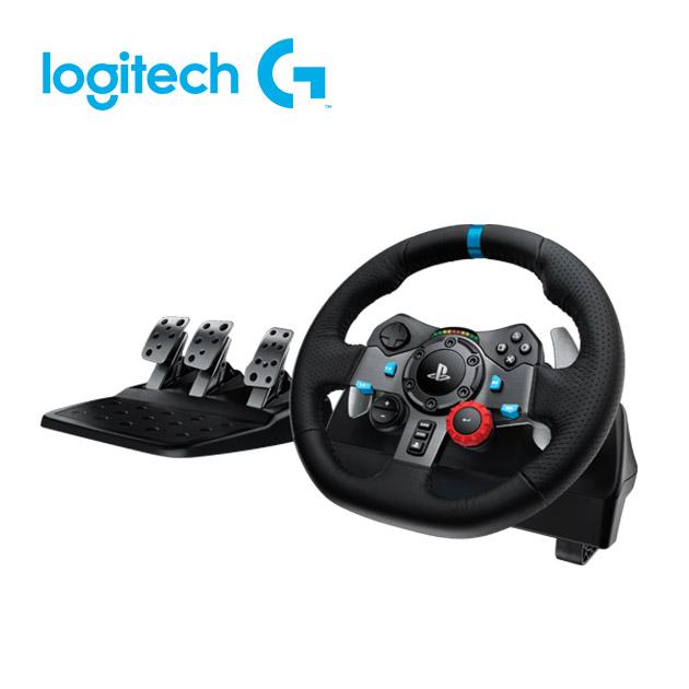 羅技 G29 賽車方向盤 1