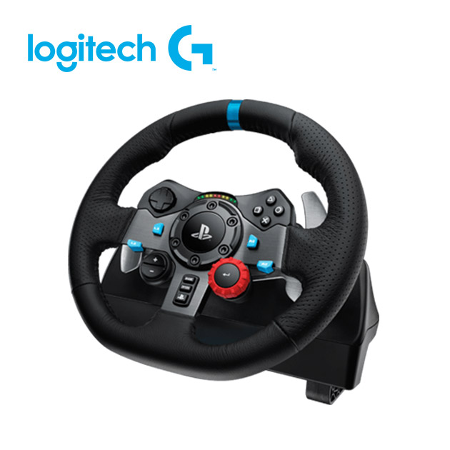 羅技 G29 賽車方向盤 2