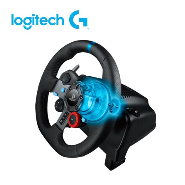 羅技 G29 賽車方向盤 3