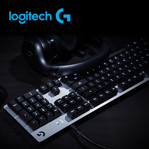 羅技 G413 機械式背光遊戲鍵盤 4