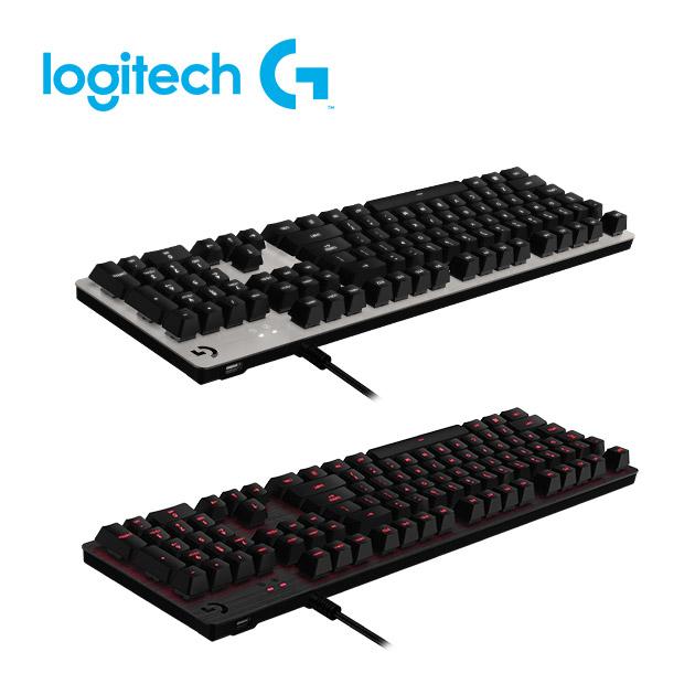 羅技 G413 機械式背光遊戲鍵盤 2