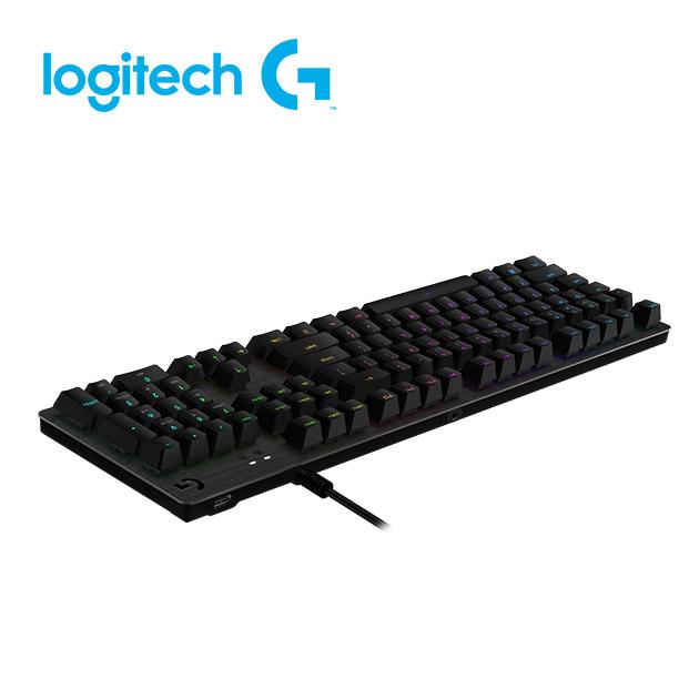 羅技 G512 機械式電競鍵盤<BR>GX 觸感軸(tactile茶軸) 3