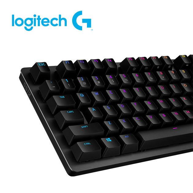羅技 G512 機械式電競鍵盤<BR>GX 觸感軸(tactile茶軸) 4