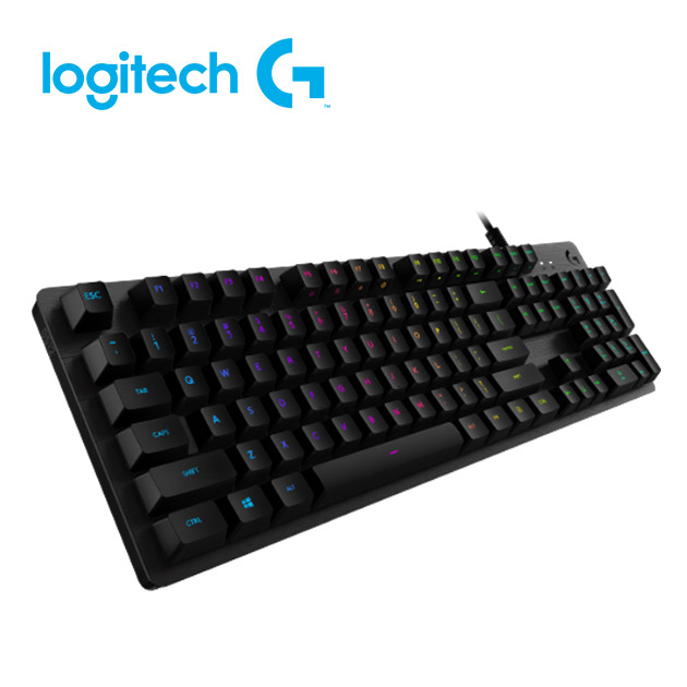 羅技 G512 RGB 機械式遊戲鍵盤<BR>(ROMER-G系列) 1
