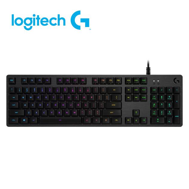 羅技 G512 RGB 機械式遊戲鍵盤<BR>(ROMER-G系列) 2