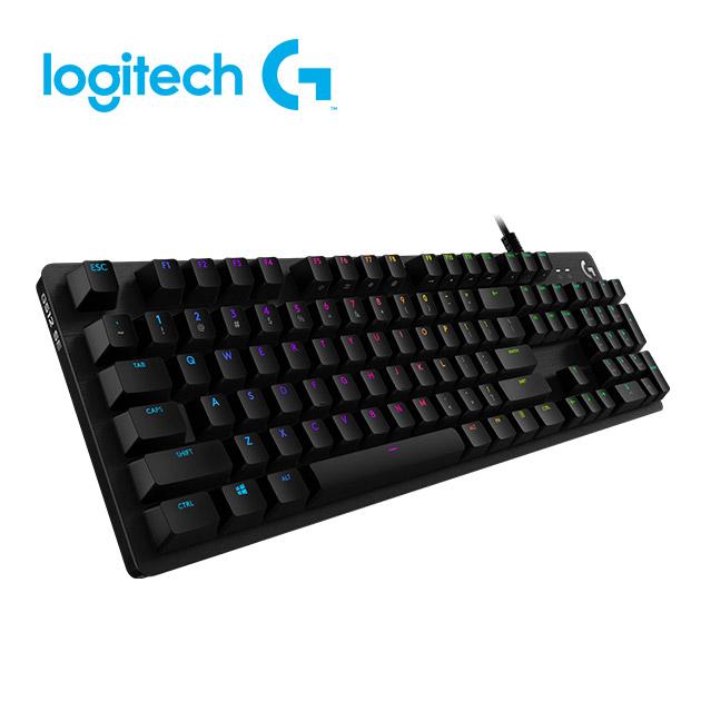 羅技 G512 SE 機械式電競鍵盤<BR>(青軸2019版) 1