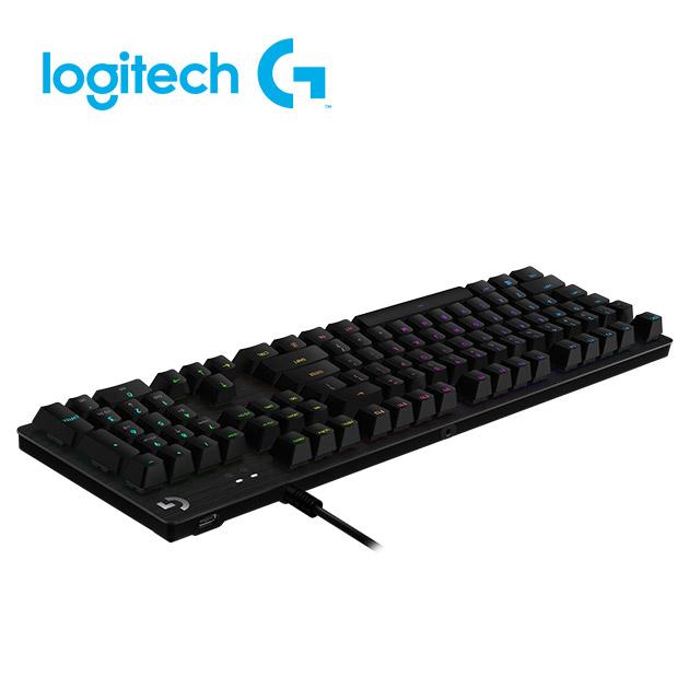 羅技 G512 SE 機械式電競鍵盤<BR>(青軸2019版) 3