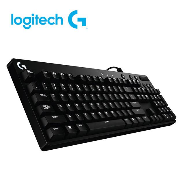 羅技 G610 機械遊戲鍵盤<BR>Cherry MX Blue 青軸 1