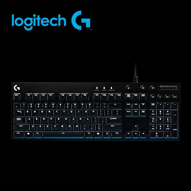 羅技 G610 機械遊戲鍵盤<BR>Cherry MX Blue 青軸 2
