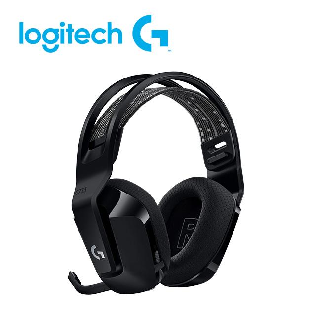羅技 G733 無線RGB炫光電競耳麥 2