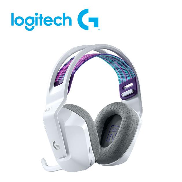 羅技 G733 無線RGB炫光電競耳麥 3