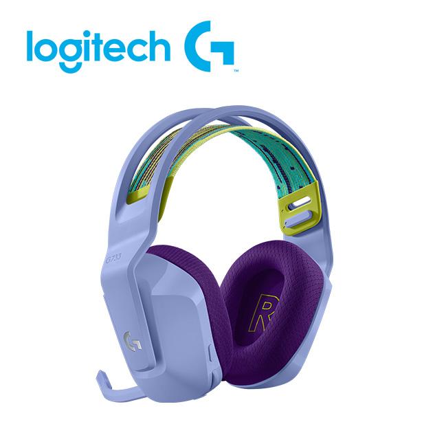 羅技 G733 無線RGB炫光電競耳麥 4