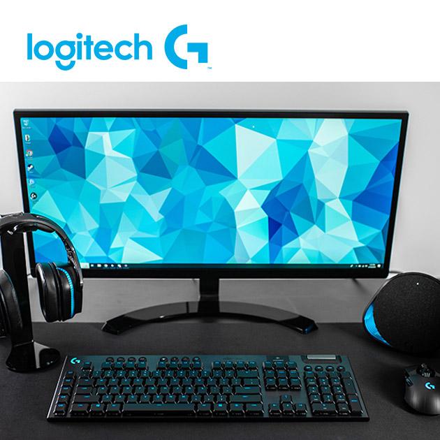 羅技 G913 RGB 無線遊戲鍵盤<BR>觸感軸/線性軸 5