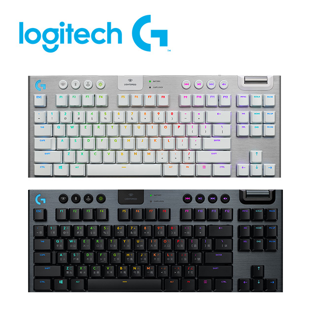 羅技 G913 TKL遊戲鍵盤<BR>觸感軸/線性軸 2
