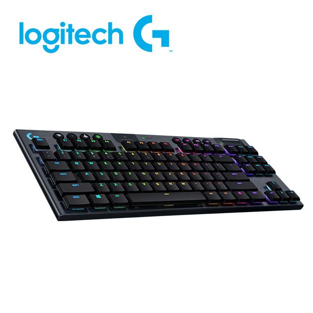羅技 G913 TKL遊戲鍵盤<BR>觸感軸/線性軸 4