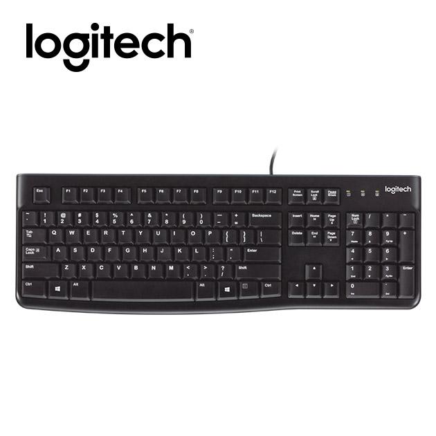 羅技 K120 USB 有線鍵盤 1
