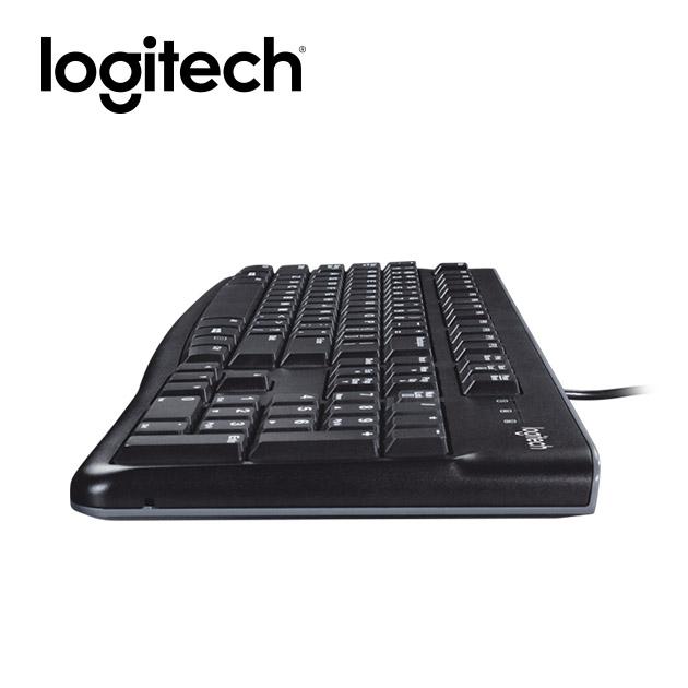 羅技 K120 USB 有線鍵盤 3