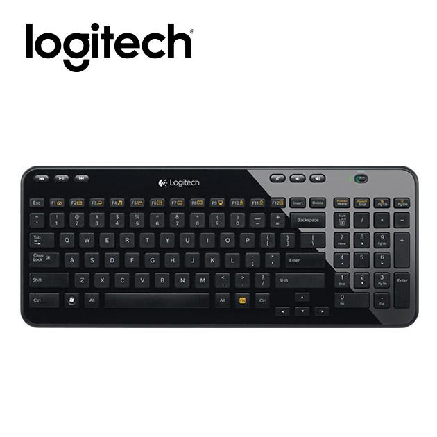 羅技 K360r 無線鍵盤 1