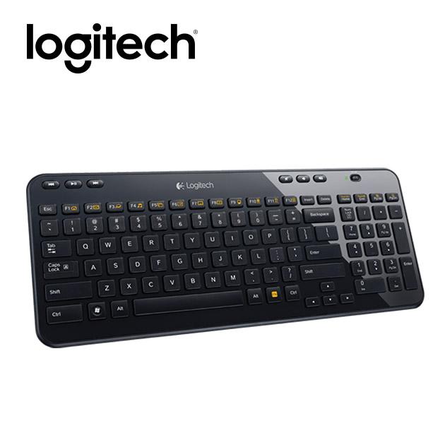 羅技 K360r 無線鍵盤 2