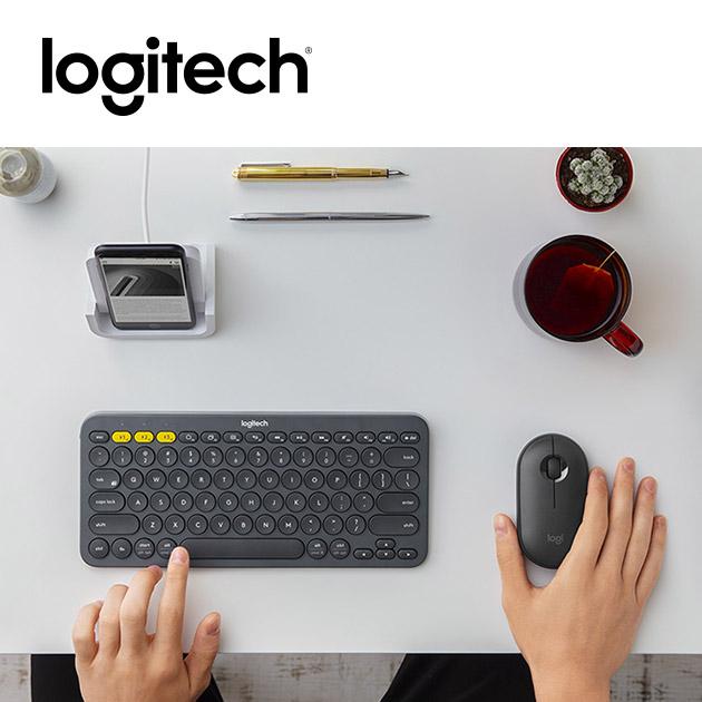 羅技 K380 跨平台多工藍牙鍵盤 3