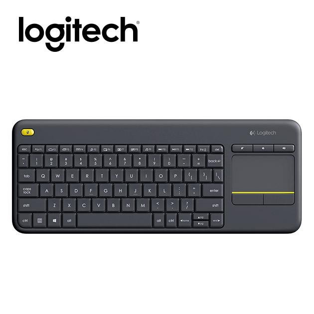 羅技 K400 Plus 無線觸控板鍵盤 1