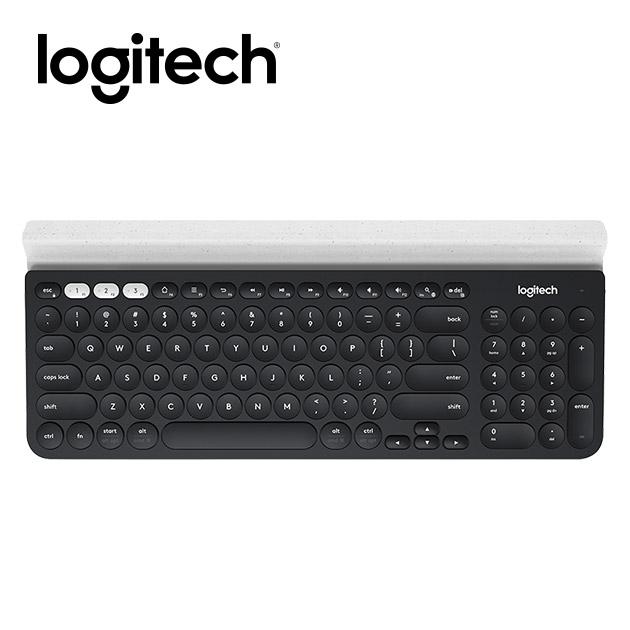 羅技 K780 跨平台藍牙鍵盤 1