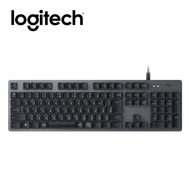 羅技 K840 機械鍵盤 1