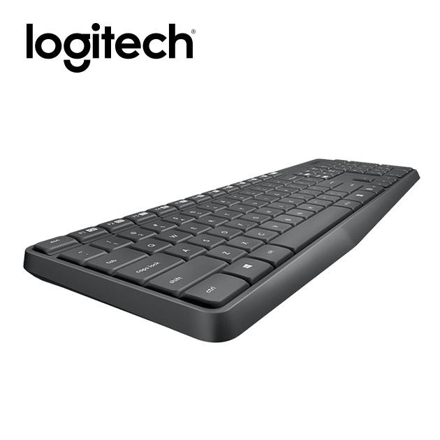 羅技 MK235 無線鍵盤滑鼠組 4