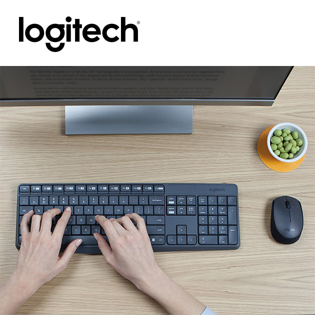 羅技 MK235 無線鍵盤滑鼠組 5