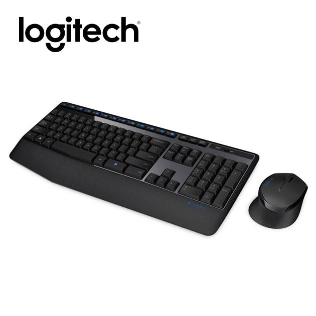 羅技 MK345 無線鍵盤滑鼠組 3