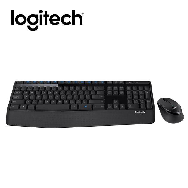 羅技 MK345 無線鍵盤滑鼠組 4