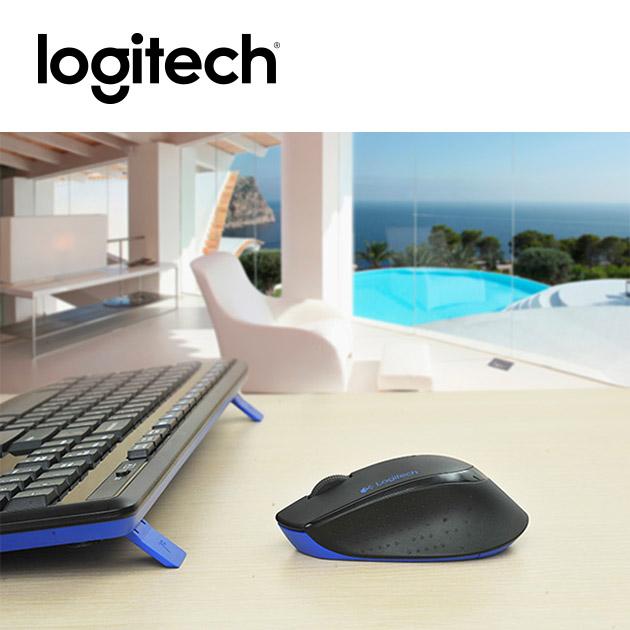 羅技 MK345 無線鍵盤滑鼠組 2