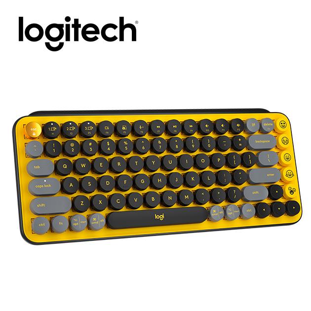 羅技 POP KEYS 無線機械式鍵盤 2