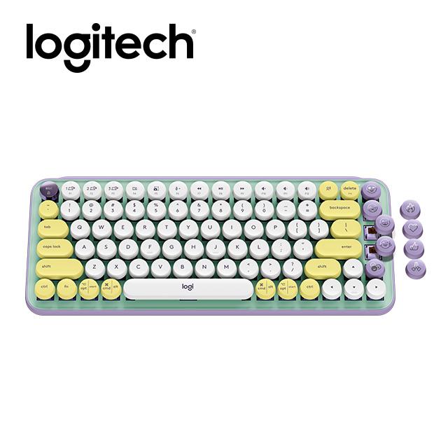 羅技 POP KEYS 無線機械式鍵盤 4