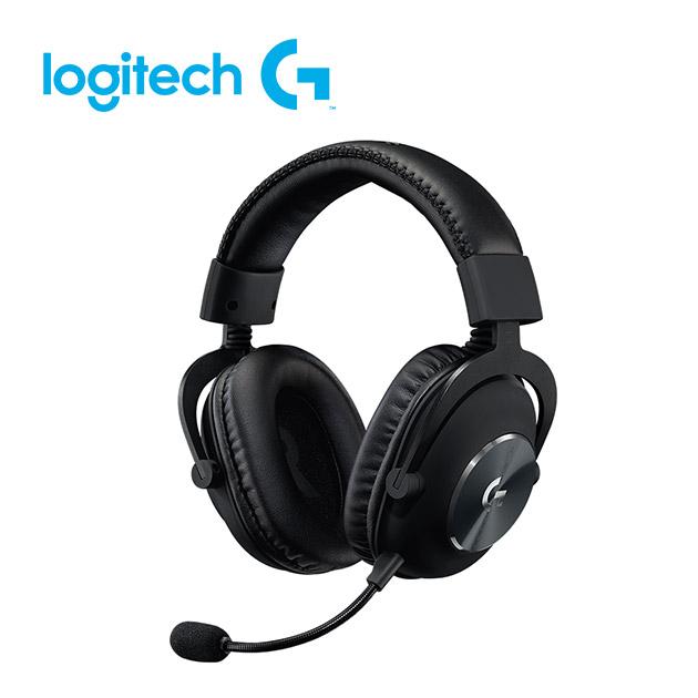 羅技 PRO X 職業級電競耳機麥克風 1