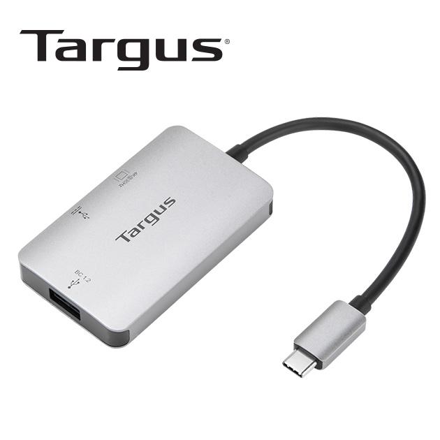 泰格斯 ACA948AP USB-C 4K HDMI 100W HUB<BR>多功能轉換器 1