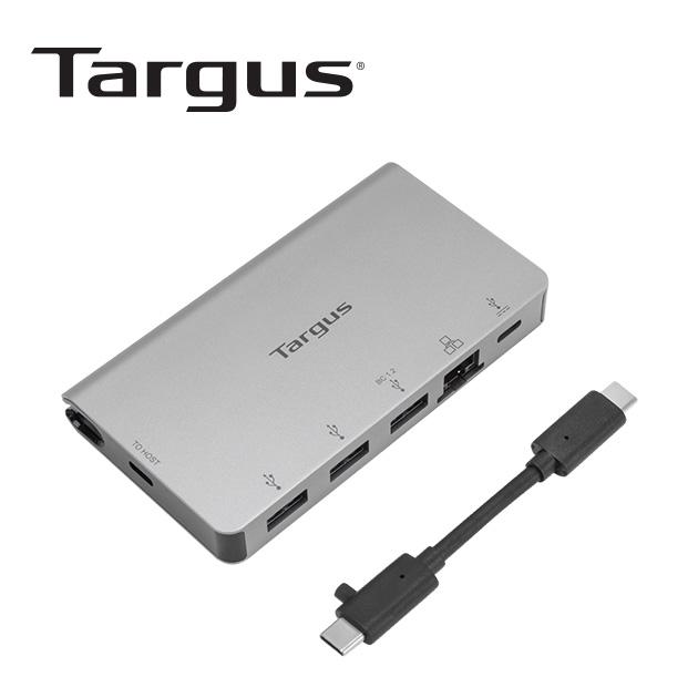 泰格斯 ACA951AP USB-C 4K 網路端口 100W HUB<BR>多功能轉換器 1