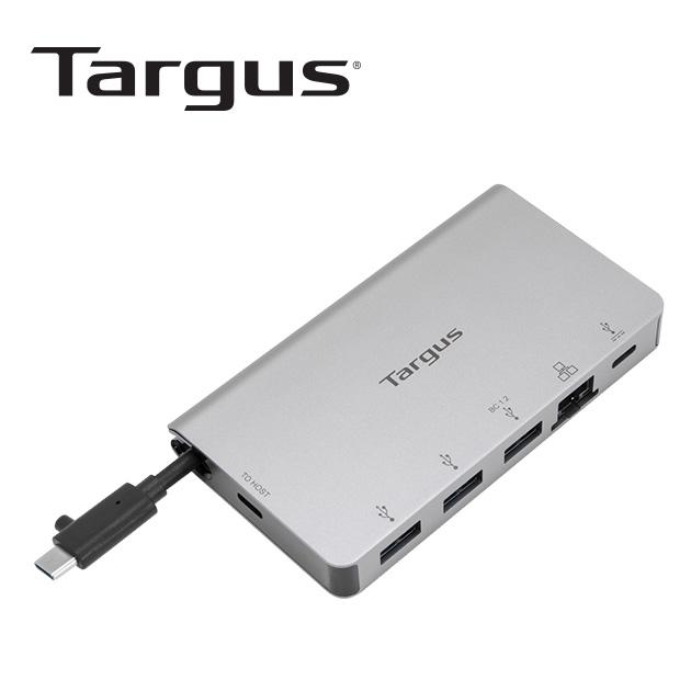 泰格斯 ACA951AP USB-C 4K 網路端口 100W HUB<BR>多功能轉換器 2