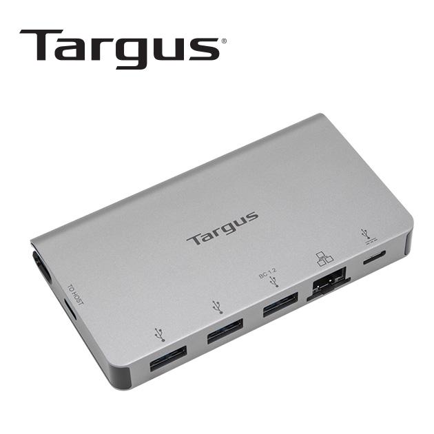 泰格斯 ACA951AP USB-C 4K 網路端口 100W HUB<BR>多功能轉換器 3