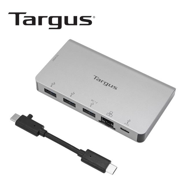 泰格斯 ACA951AP USB-C 4K 網路端口 100W HUB<BR>多功能轉換器 4