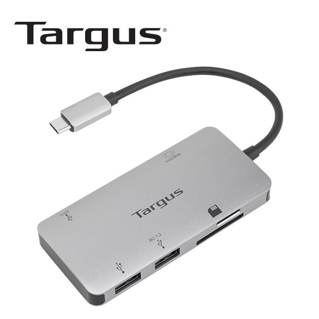 泰格斯 ACA953AP USB-C 4K HDMI HUB及讀卡機<BR>多功能轉換器 1