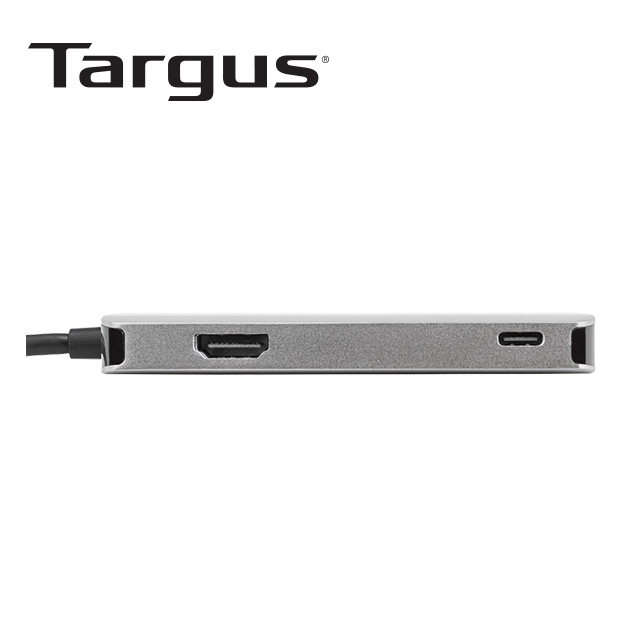 泰格斯 ACA953AP USB-C 4K HDMI HUB及讀卡機<BR>多功能轉換器 5