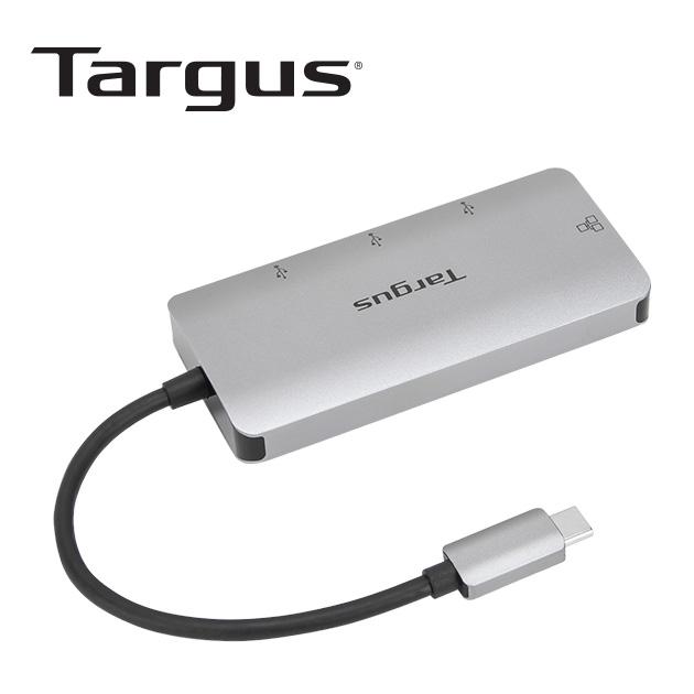 泰格斯 ACA959AP USB-C 網路端口 HUB<BR>多功能轉換器 3